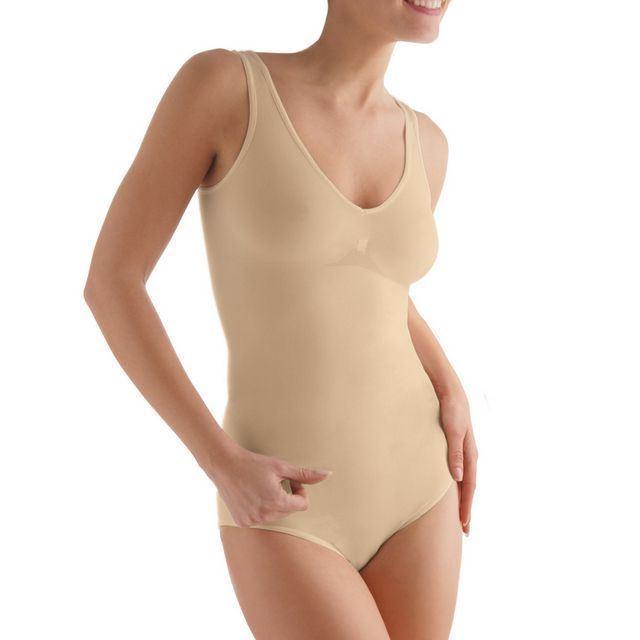 'Утягивающее боди с усиленным лифом' - Утягивающее боди с комфортом для груди