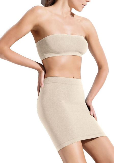 Фото 4: 'Утягивающая юбка' - Утягивающая юбка – незаметная утяжка